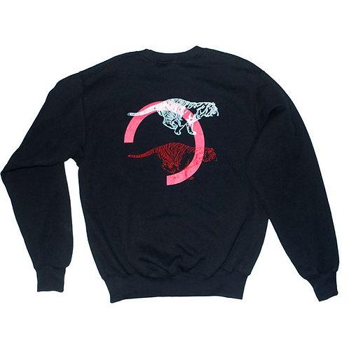 """""""TAMRA Tigers"""" -  Black Sweatshirt TT"""