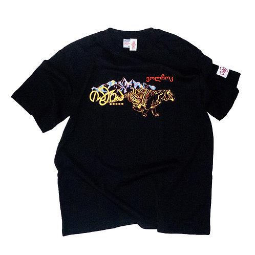 TAMRA x VOLCHOK T - Shirt Black