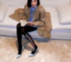 TBA Natalia Beridze wearing Tamra Tigers