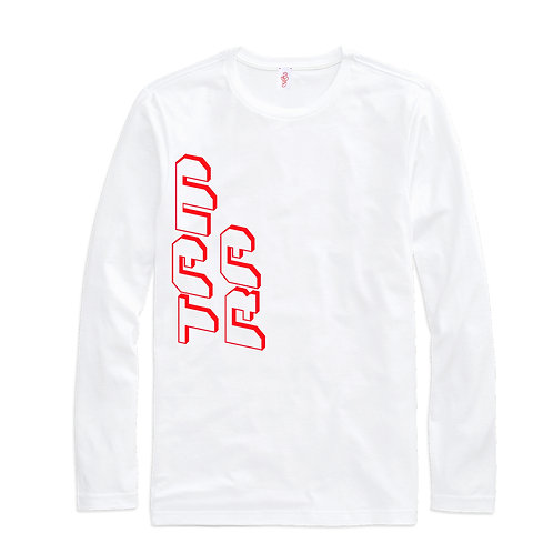 TAMRA  Long Sleeve White