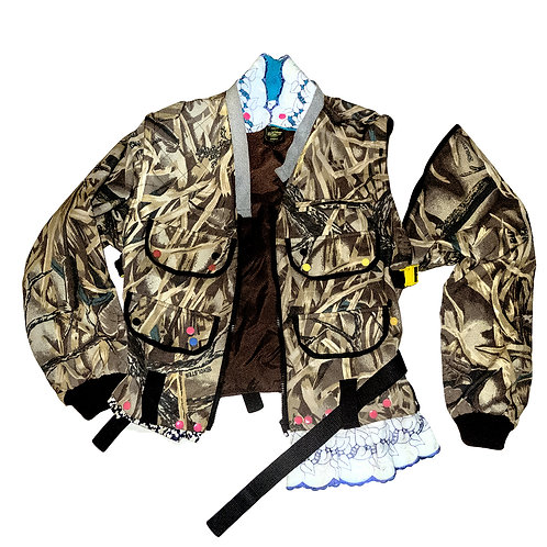TAMRA - Reconstructed Russian Hunting Jacket