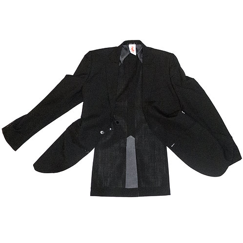 TAMRA - Reconstructed Black Jacket. Unique Item