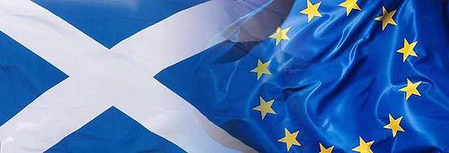 EU and Scottish flags 2.jpg