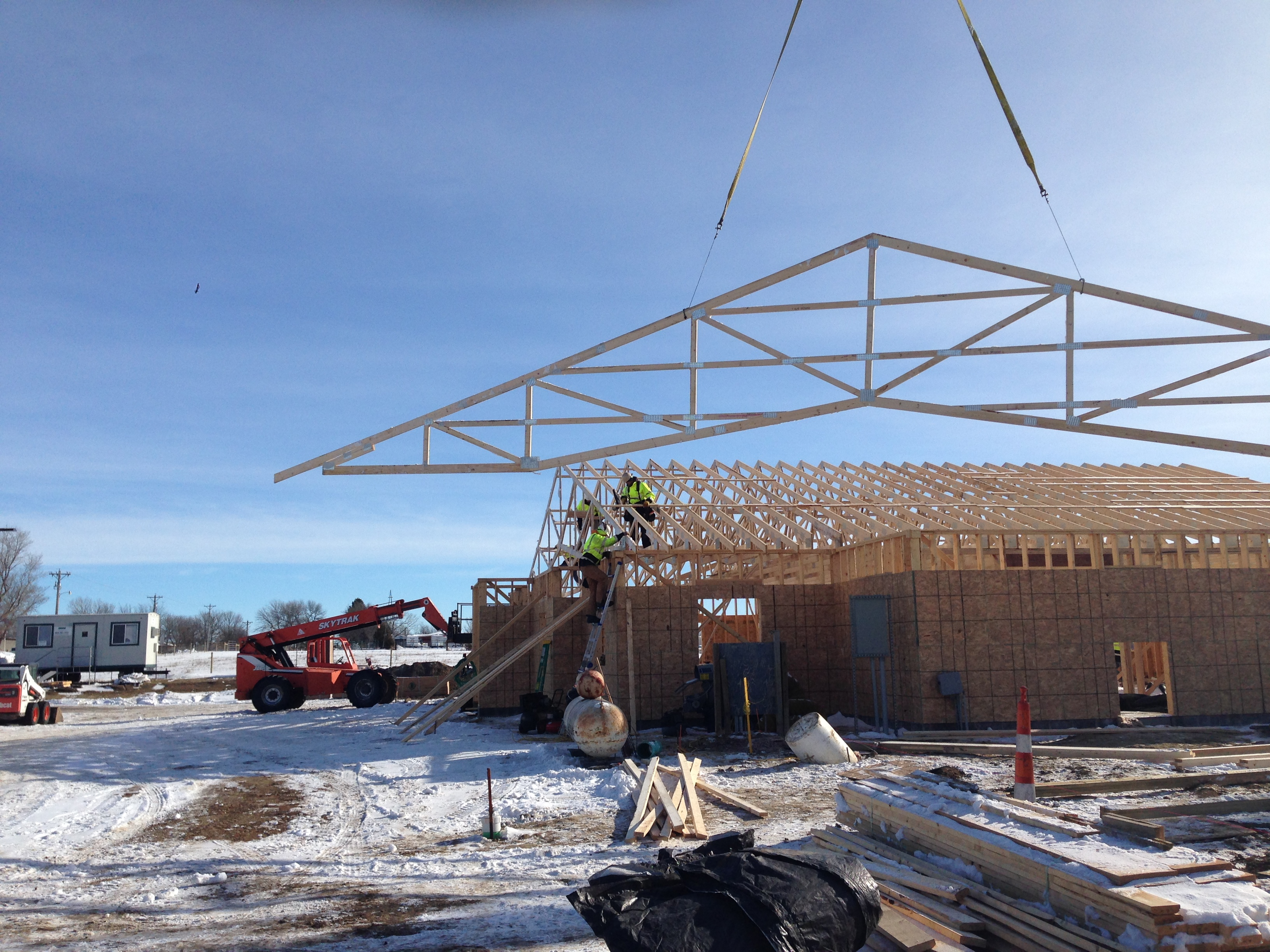 CE Construction Mitchell, SD