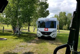 Around the campsite