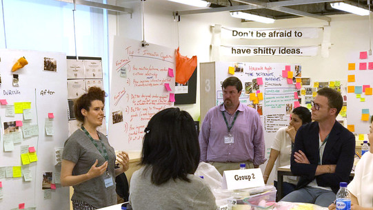 How can design bring innovation into your organization?