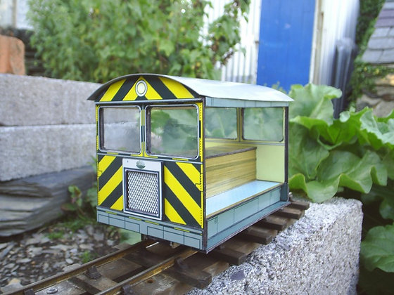 7/8 Scale Wickham Trolley