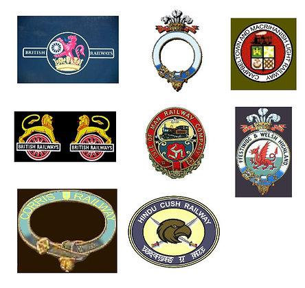 Railway Crests