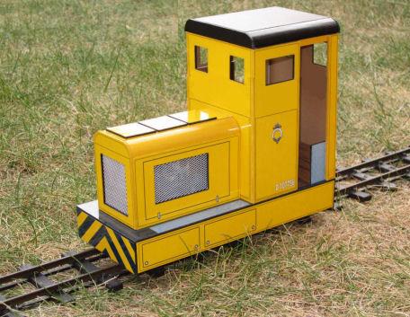 7/8 Scale Chunky Diesel