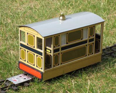 'Victoria' Tram kit