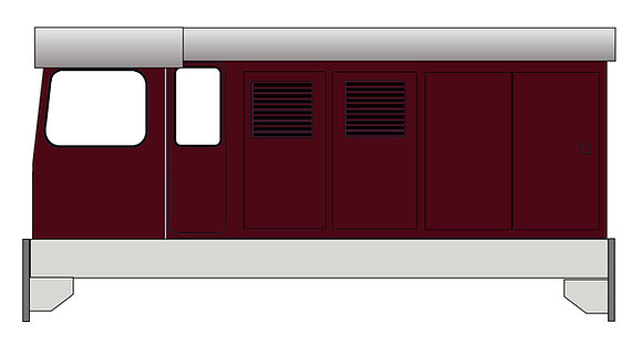 'Short' Funkey Diesel body kit