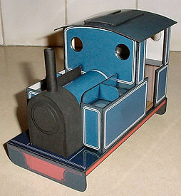 Ivor for garden railways
