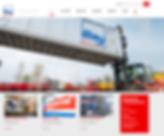 webdesign Bay Logistik