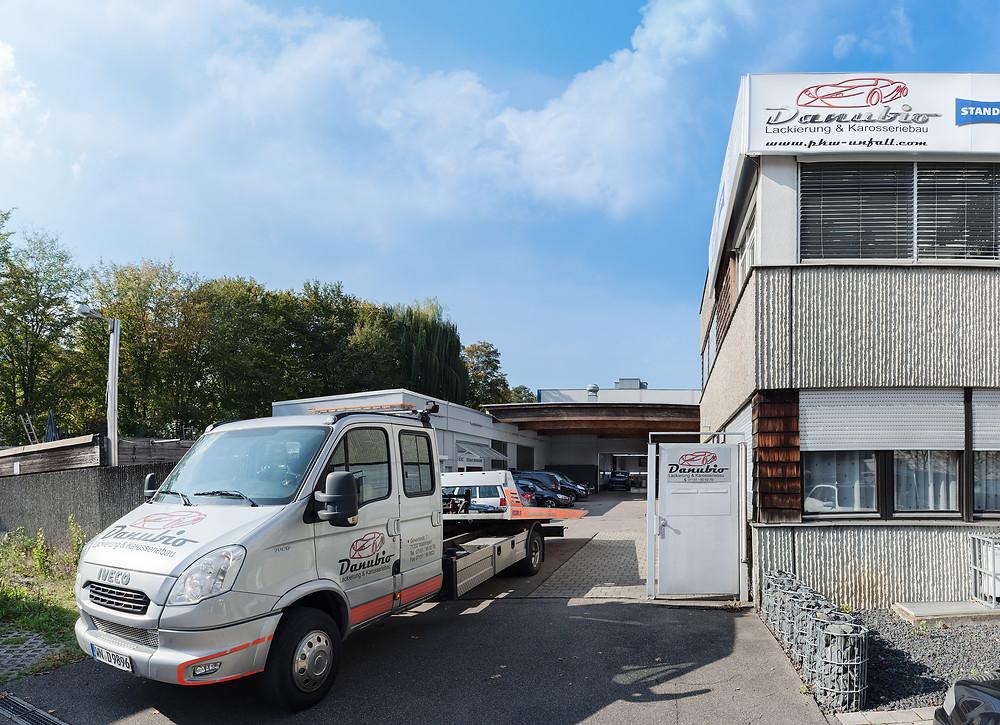 Werkstatt DANUBIO in Waiblingen Eisental