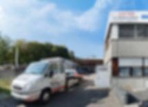 PKW-Unfall Service bei Danubio GbR