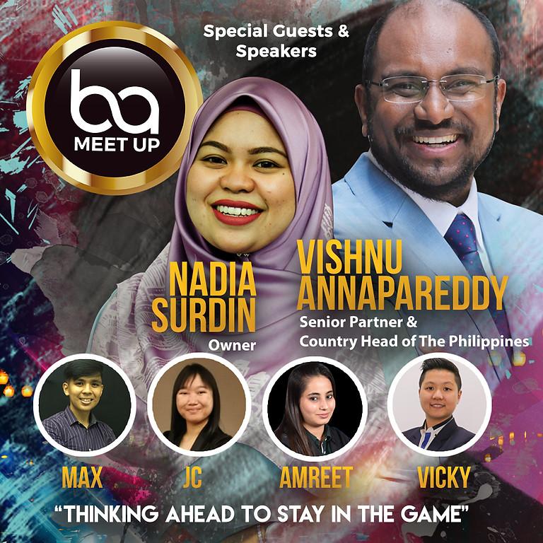 BA Meet Up Kota Kinabalu