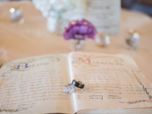 Make It Personal:  Wedding Day Family Traditions and Personality Touches