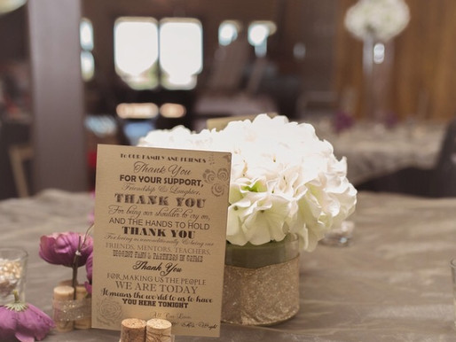 Wedding Planning Mishaps: Initial Planning Mistakes To Avoid