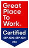 Davidson is a Great Place to Work Certified