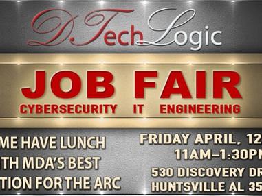 DTechLogic Announces Technical Job Fair