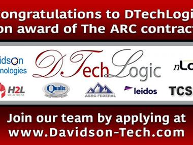 Davidson Technologies Inc. Announces Contract Award