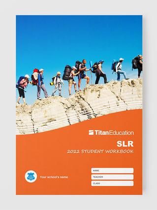 Customised SLR workbooks