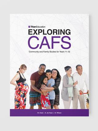 Exploring CAFS textbook