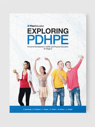 Exploring PDHPE Stage 5 textbook