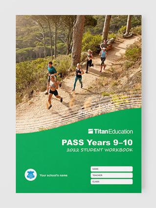 Customised PASS workbooks