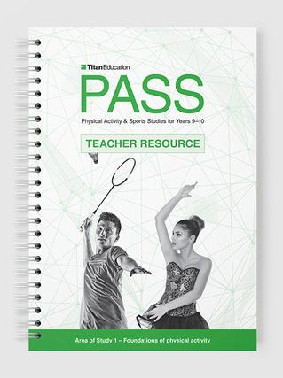 PASS Teacher Resource