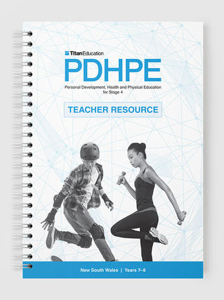 PDHPE Teacher Resource Stage 4
