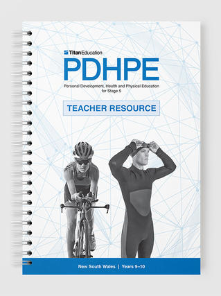 PDHPE Teacher Resource Stage 5