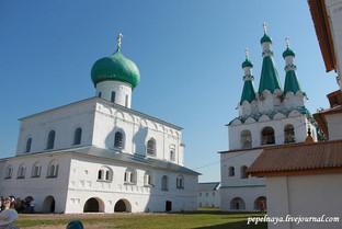 Александро Свирский монастырь