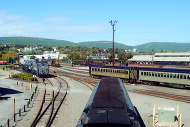Steamtown (Scranton, PA)