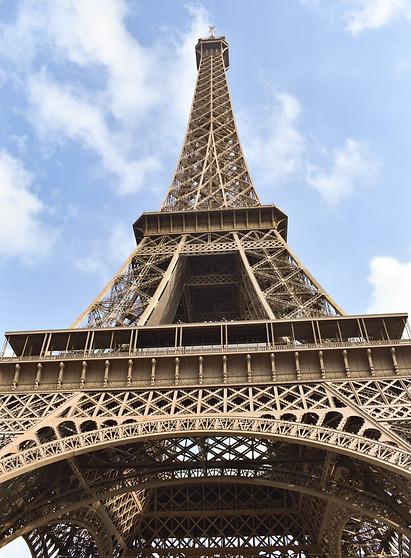Eiffel Tower (Paris, France)