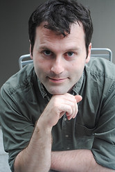 Comedian/Actor Headshot