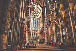 Cologne Cathedral (Cologne, Germany)