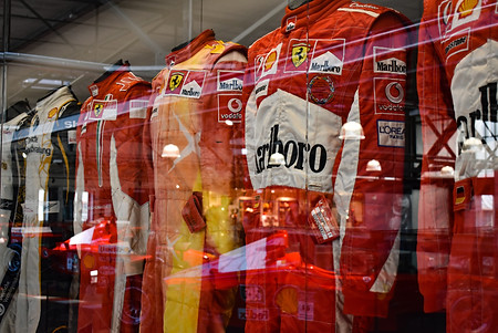 Michael Schumacher Collection (Motorworld Cologne, Germany)