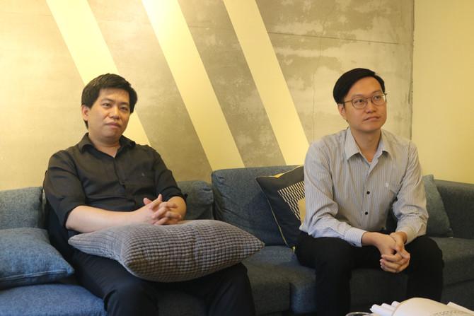 專訪普訊創新投資經理李國任:從麵攤到培養商業嗅覺