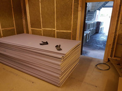 Really heavy acoustic plasterboard