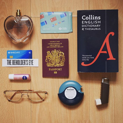 The Weird and Wonderful Contents of my Bag