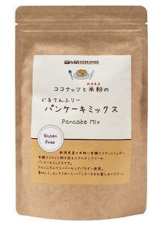 ココナッツと米粉の   パンケーキミックス 200g