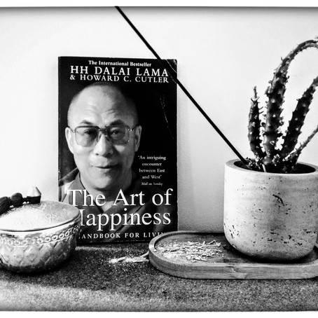 The Art of Happiness, by the Dalai Lama (XIV)