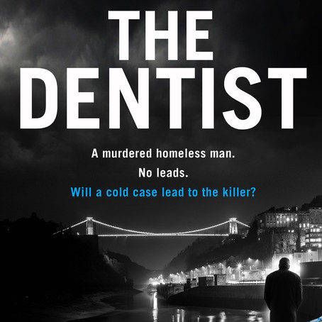 Blog Tour: The Dentist (DS George Cross #1) by Tim Sullivan