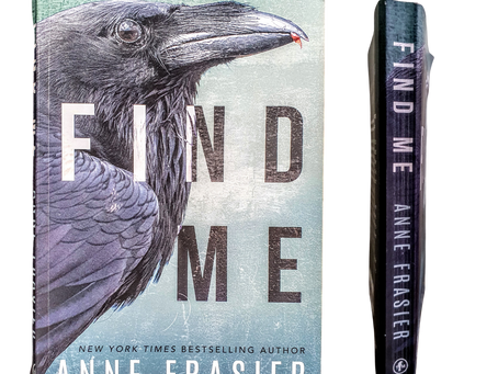 BOOK REVIEW: FIND ME BY ANNE FRASIER