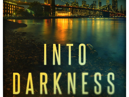 BOOK REVIEW: INTO DARKNESS BY TJ BREARTON