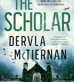 BOOK REVIEW: THE SCHOLAR, BY DERVLA MCTIERNAN