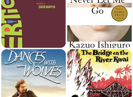 4 award-winning films you didn't know were based on books