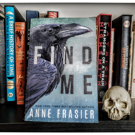 Book Review: Find Me, by Anne Frasier