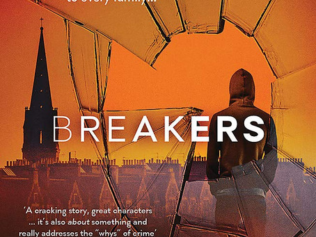 BOOK REVIEW: BREAKERS, BY DOUG JOHNSTONE